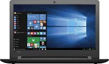 "15.6"" Lenovo 110 Laptop, Intel i3-6100U 2.3GHz, 4G, 1TB, HDMI,DVD,Bluetooth"