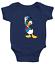Infant-Baby-Rib-Bodysuit-Clothes-shower-Gift-Donald-Duck-Classic-Walt-Disney thumbnail 14