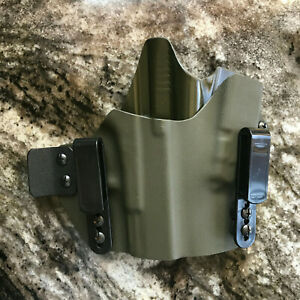 Sidecar-Holster-For-Glock-19-17-18-34-45-19X-OD-Green