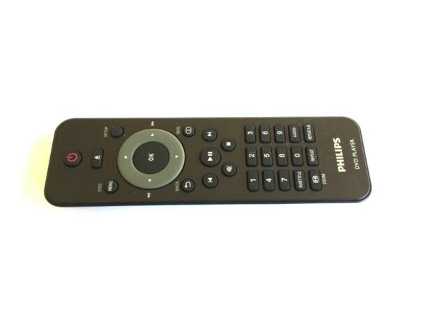 philips dvd player remote