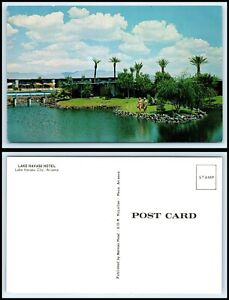 ARIZONA-Postcard-Lake-Havasu-Hotel-M6