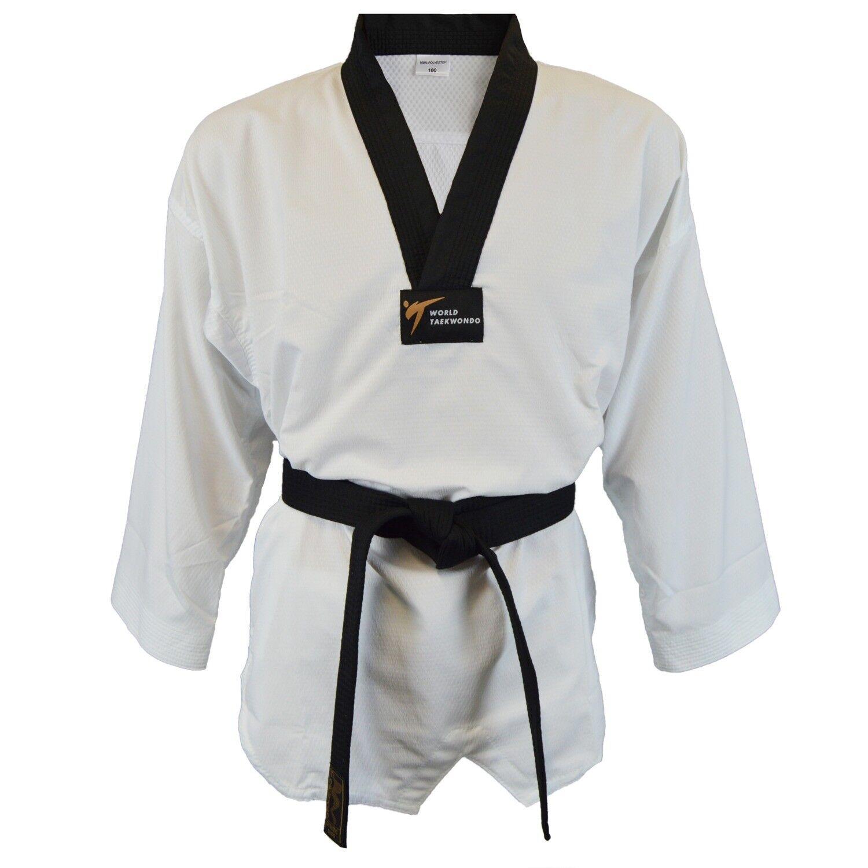 TKD  Dobok FIGHT PRO WTF     extra leicht    Taekwondo Anzug