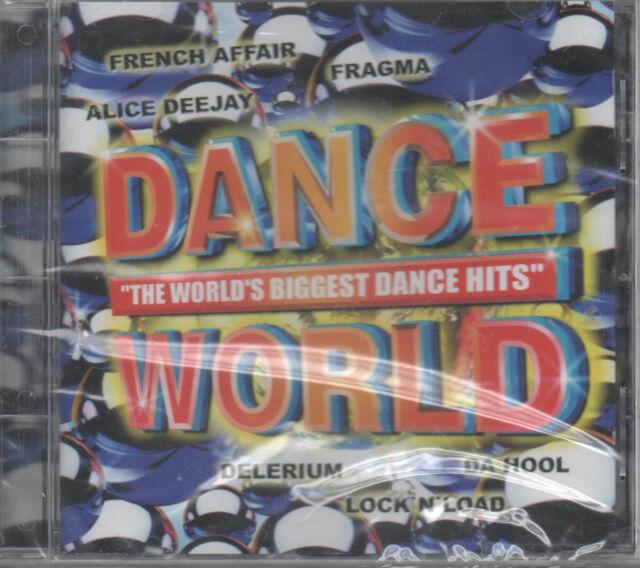 Dance World CD NEU The Worlds Biggest Dance Hits Da Hool French Affair Fragma