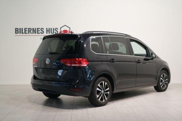 VW Touran 1,6 TDi 115 IQ.Drive DSG 7prs - billede 1