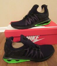 You Are Viewing. Nike Shox Gravity Luxe Black Green Strike Ar1470-003 Men s  ... 358f4879d