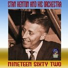 Live from Freedomland 62 by Stan Kenton & His Orchestra (CD, Feb-2010, Sounds of Yesteryear)