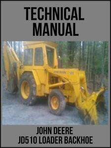 John-Deere-JD510-Loader-Backhoe-Technical-Manual-TM1039-On-USB-Drive