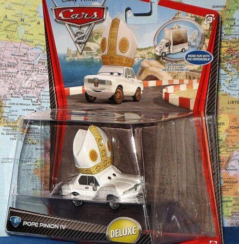 Mattel Disney Pixar CARS 2 POPE PINION IV