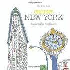 Secret New York: Colouring for mindfulness by Zoe de Las Cases (Paperback, 2015)