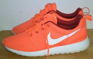 02728b28777f Image is loading Nike-Roshe-Run-511881-816-Hyper-Crimson-White-