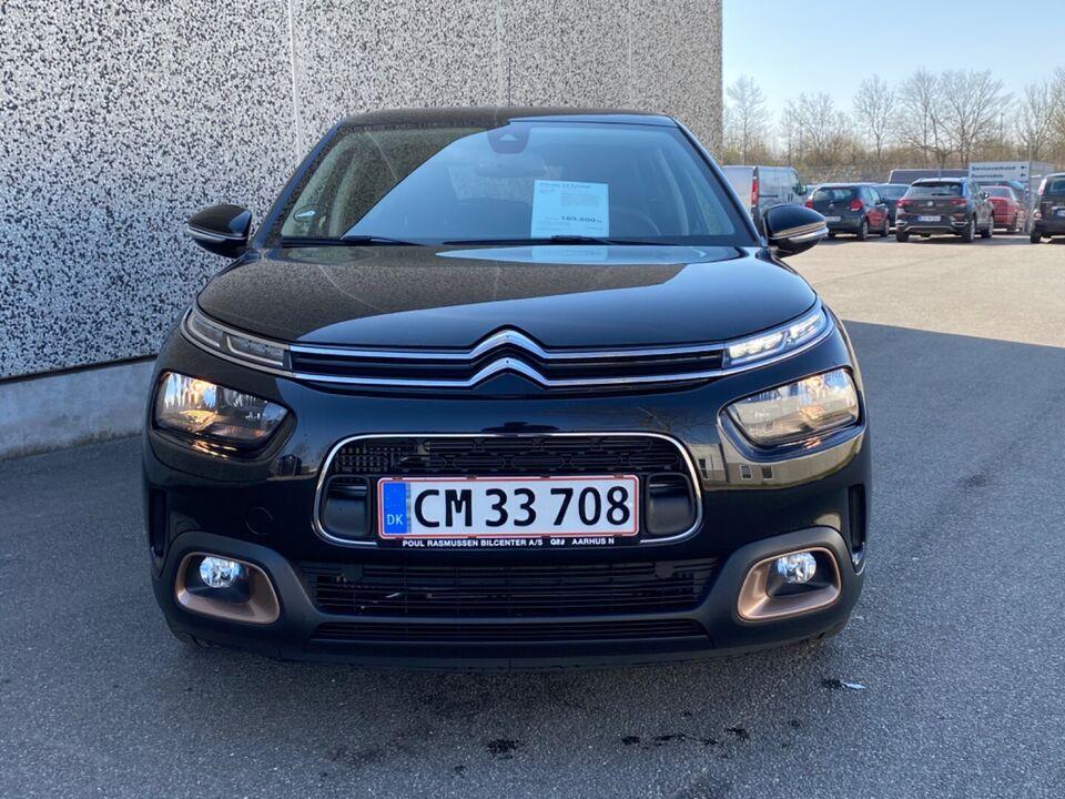 Citroën C4 Cactus 1,5 BlueHDi 100 Origins Diesel modelår