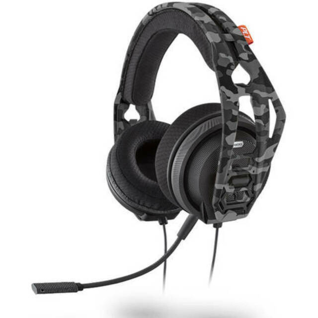 Plantronics Rig 400hx Over Ear Gaming Headset For Xbox One Camo For Sale Online Ebay