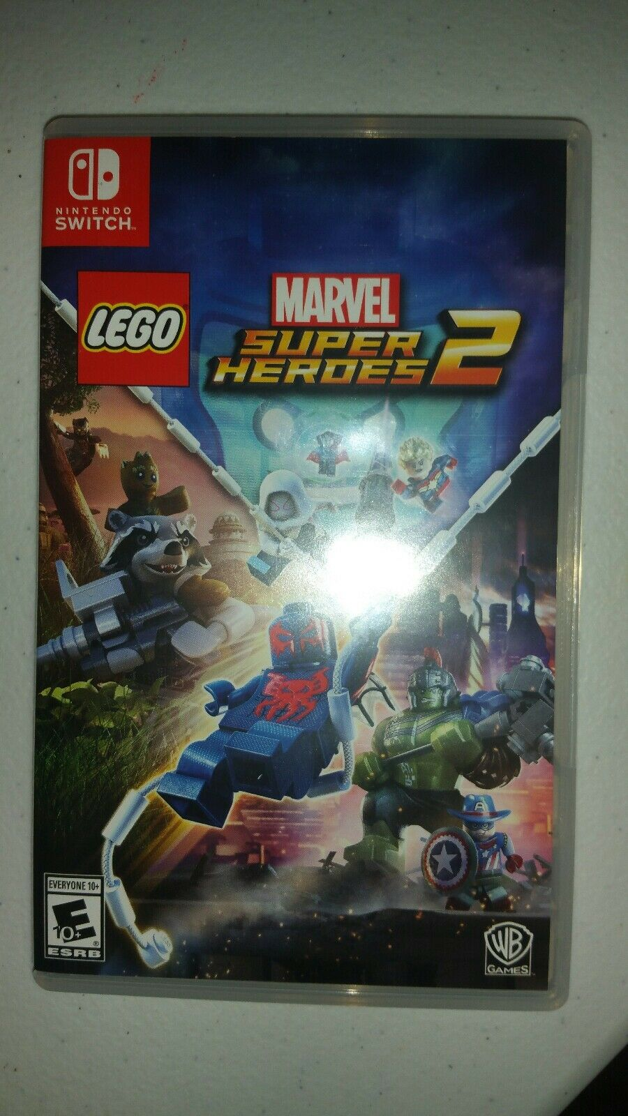 Ninetendo Switch Marvel Superheros 2