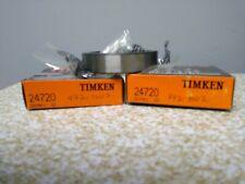 Timken 24720 Roller Bearing Cup Lot Of 2 Nos