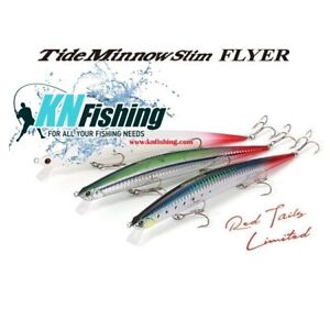 DUO /'/'TIDE MINNOW/'/' Slim Flyer 140mm Hard Lures Sinking 21gr Fishing Spinning