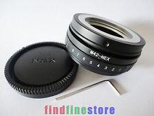Tilt M42 Lens to Sony E adapter NEX 3 NEX 5 NEX 6 NEX 7 VG10 + FREE TRACKING NO.
