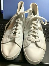 46be9e2f3cb item 8 KEDS Women s White Leather Hi-Top Sneakers Shoes Vintage WH853M Size  8 1 2 -KEDS Women s White Leather Hi-Top Sneakers Shoes Vintage WH853M Size  8 1  ...