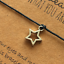Twinkle Twinkle Little Star Make A Wish Bracelet Brave and Beautiful.......
