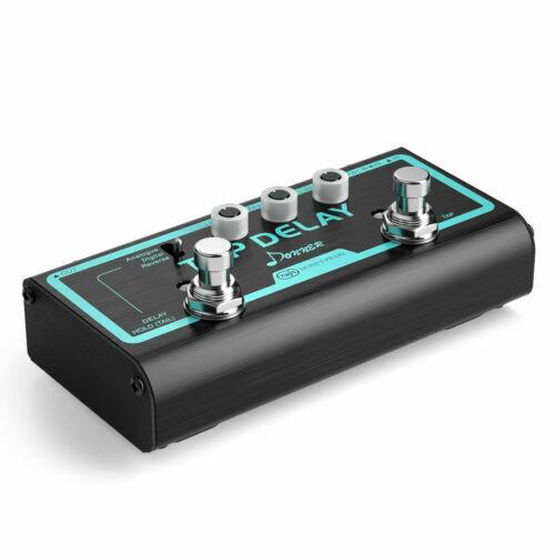donner multi guitar effect pedal tap delay 3 modes analogue digital reverse for sale online ebay. Black Bedroom Furniture Sets. Home Design Ideas