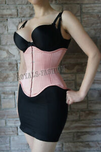 657aeb06397 Image is loading Heavy-Duty-Waist-Training-Under-Bust-Conical-Shaper-