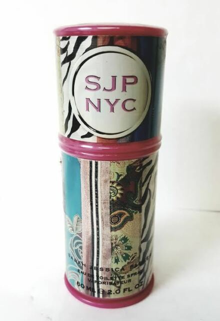 SJP NYC By S.Jessica Parker1.0 oz./30ml Edt Spray Old Formula For Women New Box