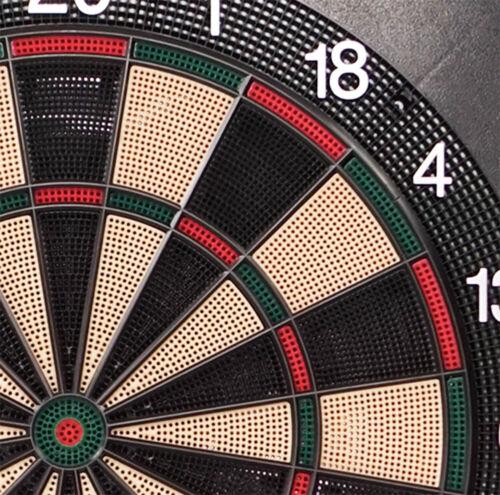 Best Sporting Elektronische Turnier Dartscheibe Dartboard Wembley Kabinett NEU