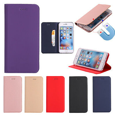 Hh Classic Magnetic Flip Pu Leather Wallet Stand Case Cover For Lot Phones Cell Phone Accessories