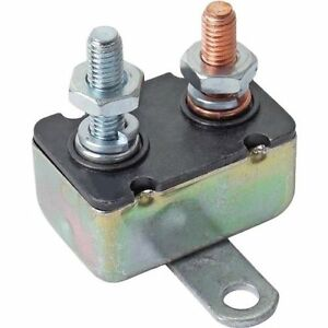 details about automotive 40 amp auto reset circuit breaker 40a electric wiring power switch 12 volt fuse block auto reset circuit breaker 12 volt