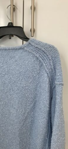 persone Maglione Knit Free Blue Free Blue vwSCqBfx