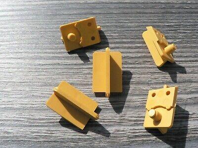 5 Leitkiele von Frankenslot für Carrera Evolution Digital 124 Digital 132 NEU
