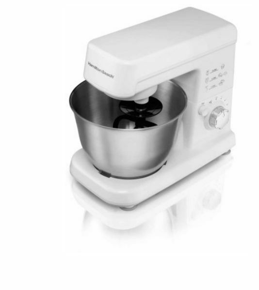 NEW Mixer 3.5 Qt Kitchen Food Dough Blender Commercial Speed Bakery Stand Mixing