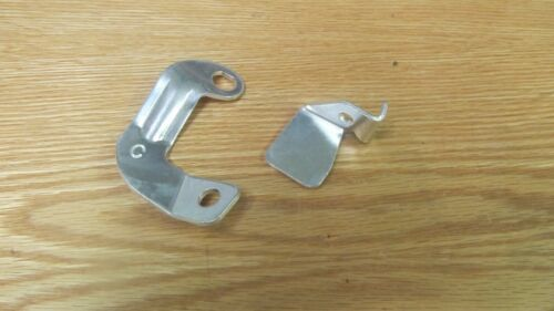 55 56 57 58-64  CHEVY OVERDRIVE SWITCH BRACKETS 2 BBL ** USA MADE **