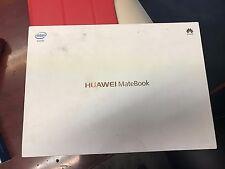 "OB Huawei Matebook 12"" Intel M5-6Y54 256GB SSD 2160x1440 FP Reader Gold Tablet"