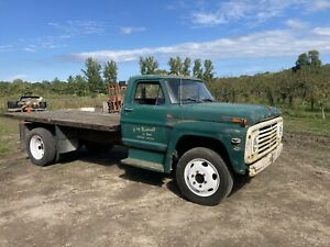 1968 Ford F 650