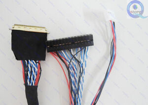 I-PEX-20453-20455-40Pin-S6-LVDS-Cable-for-14-0-15-6-17-3-18-4-LED-LCD-Display