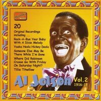 Al Jolson - Vol. 2 [new Cd] Germany - Import on Sale