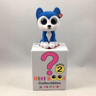 SKYLAR Husky Dog 2 inch TY Beanie Boos Mini Boo SERIES 2 Collectible Figure