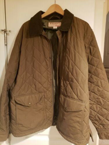 Filson Quilted Jacket XL