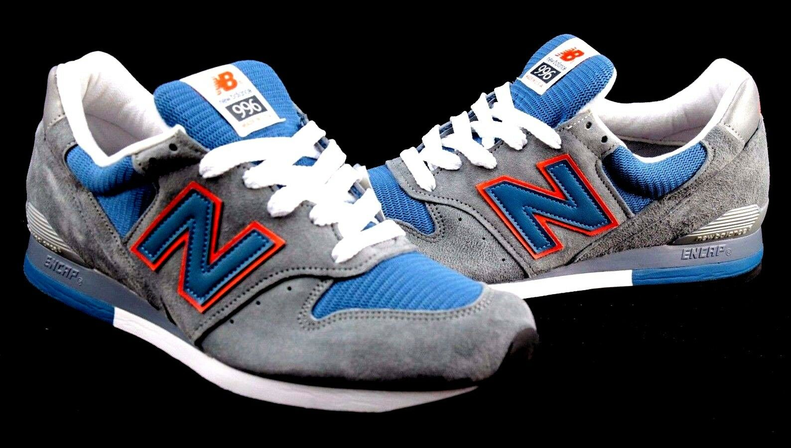 New Balance 996 Men's Connoisseur Ski  - Made in USA - M996CSBO Size 7.5-8.5