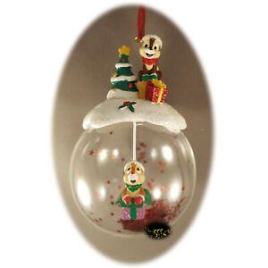 Paris Christmas Ornament.Details About Disneyland Paris Chip Dale Christmas Ornament Bauble Map Of The 2 Parks