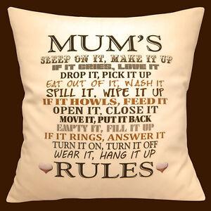 Della Mamma Rules Novità Festa Giorno Regalo Di Compleanno Cuori