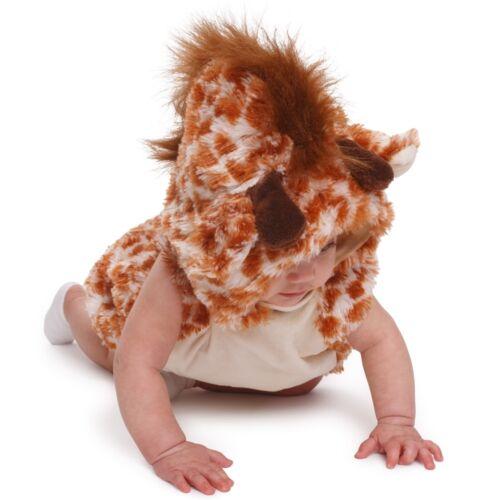 Dress Up America Giraffe Baby Costume infant Halloween costume
