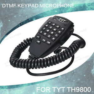 TYT-TH-9800-Handheld-Microphone-Speaker-For-Car-Radio-Portable-Kit-Remote-Contro