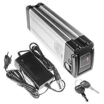 E-bike 17.4Ah 48V Akku Batterie Elektrofahrrad Pedelec (Panasonic Zellen)