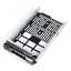 3-5-034-SAS-SATA-Hard-Drive-Tray-Caddy-w-Screws-For-Dell-PowerEdge-R630-Gen-13th thumbnail 1