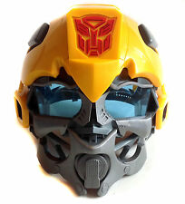 Transformers BUMBLEBEE Roleplay Full Head Costume Helmet Mask with SOUND FX toy