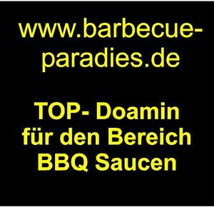 www-barbecue-paradies-de-Domainname-Webadresse-fuer-BBQ-Saucen-Snacks-USA-Domain