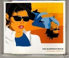 (F684) The Supernaturals, Finishing Credits - new CD