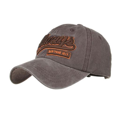 Men Women Baseball Cap Always Printed Snapback Hat Hip-Hop Adjustable Bboy Caps