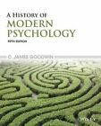 A History of Modern Psychology by C. James Goodwin (Paperback, 2014)